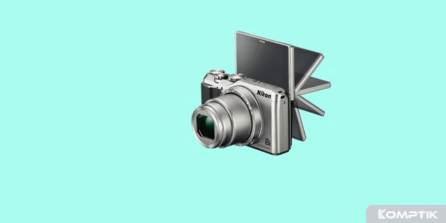 7 Kamera Nikon COOLPIX Murah Terbaik