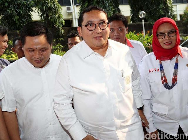Fadli Kasihan Jika Jokowi Adu Tinju Lawan Eks Danjen Kopassus