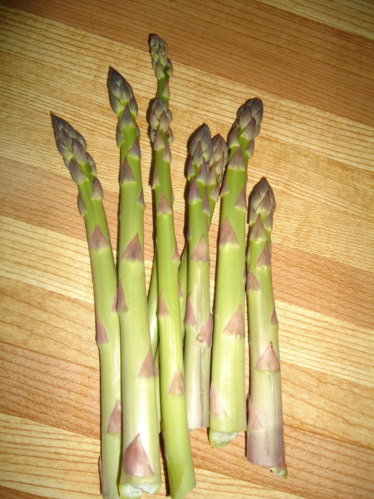 Small Purse Big Garden Asparagus Is Back