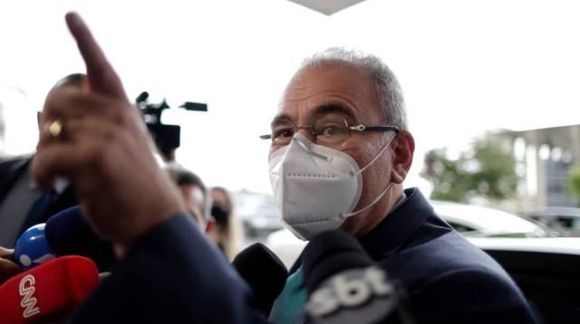Queiroga tem tudo para ser o novo 'pau-mandado' de Bolsonaro na Saúde