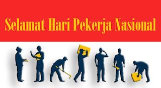 Contoh Pidato Hari Pekerja Indonesia