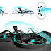Toyota dan Porsche Bersaing Produksi Mobil Terbang