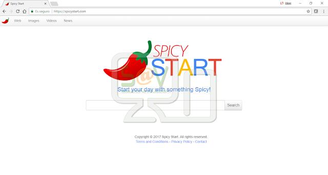 SpicyStart.com (Hijacker)