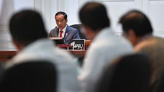 Jokowi : Jangan Ada yang Menghambat Impor