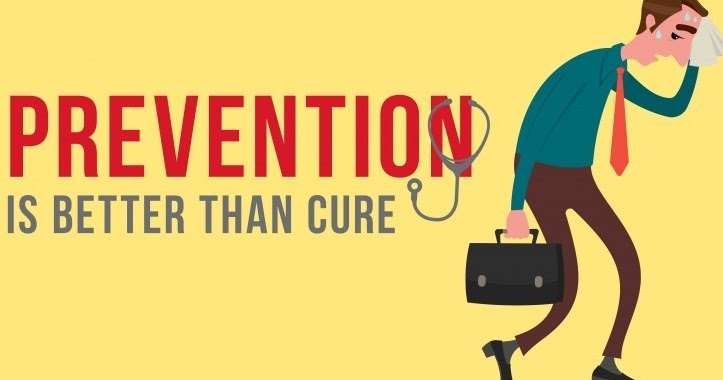 amerzing prevention is better than cure muet essay