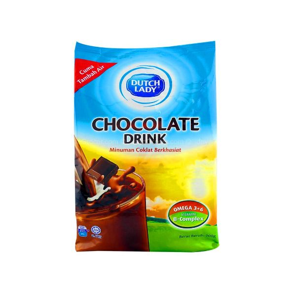 Dutch Lady Chocolate Drink EzyMix