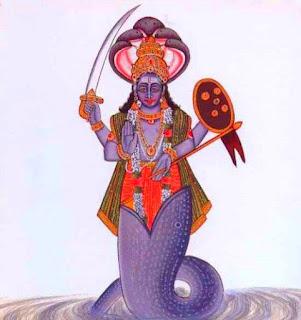 Ketu Ashtottara Shatanamavali