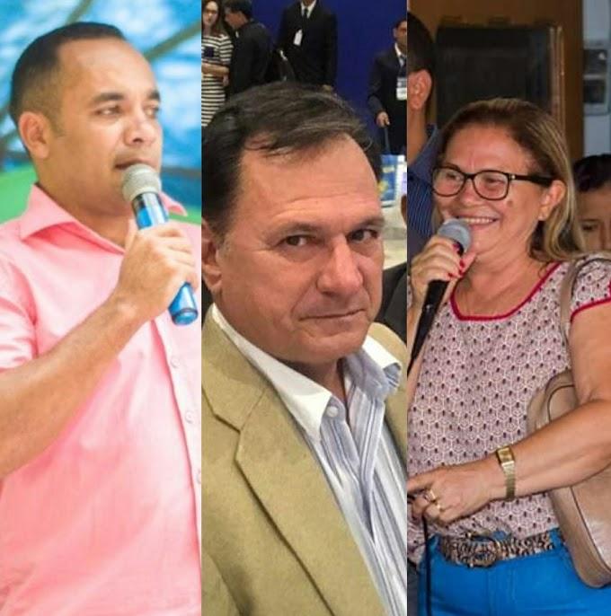 VISH! Presidente da Câmara de Matões é acionada na Justiça por acúmulo de cargos