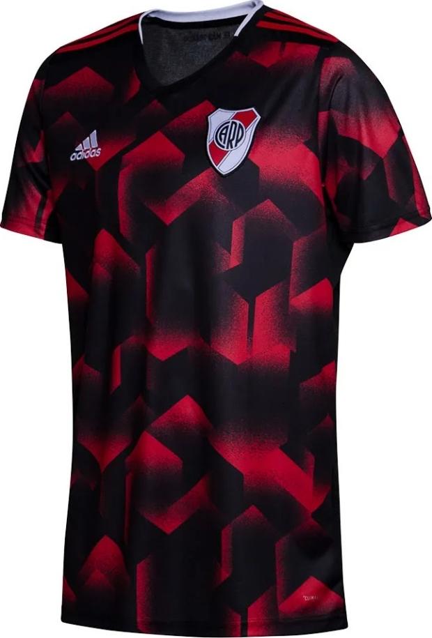 ef02d7088 Adidas divulga a nova terceira camisa do River Plate - Show de Camisas