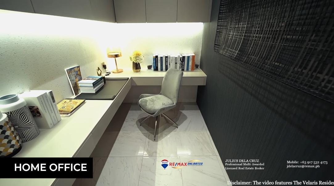 Tour Velaris Residences Model Unit vs. 22 Interior Design Photos