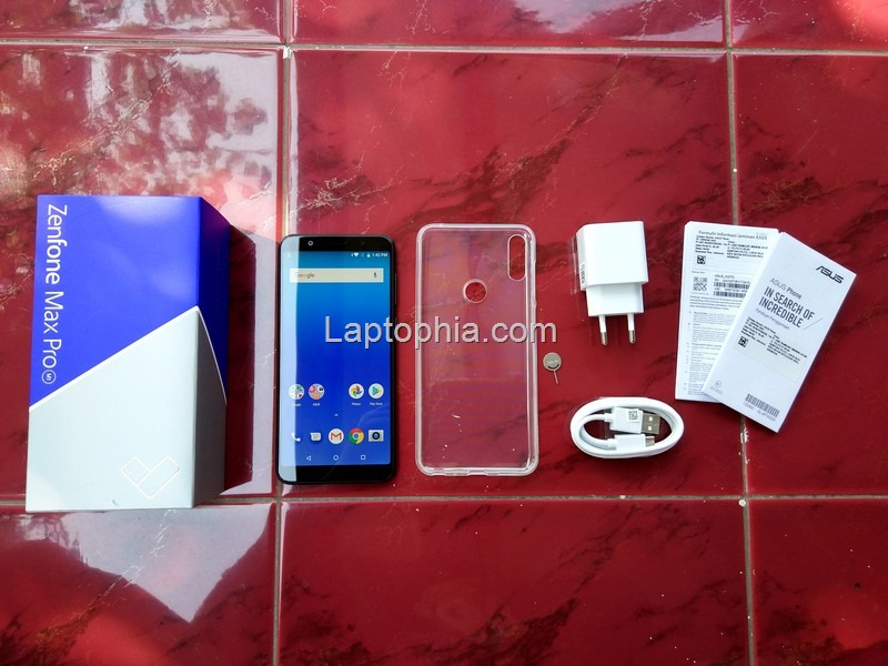 Paket Pembelian Asus Zenfone Max Pro M1
