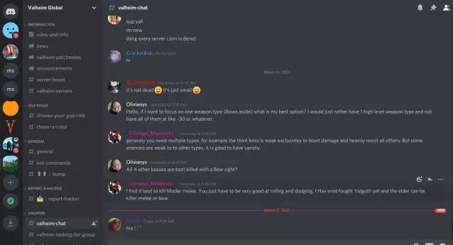 Server Discord Terbaik untuk Game Valheim-5