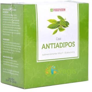 A mai aparut un ceai nou antiadipos -produs romanesc natural