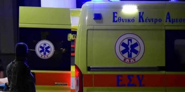 Πάτρα: Γυναίκα βούτηξε στο κενό από τον 3ο όροφο του Πανεπιστημιακού Νοσοκομείου
