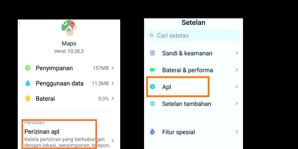 Memperbaiki Lokasi (Maps) Tidak Akurat Pada Aplikasi Gojek