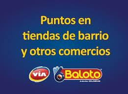 Puntos Baloto Buenaventura
