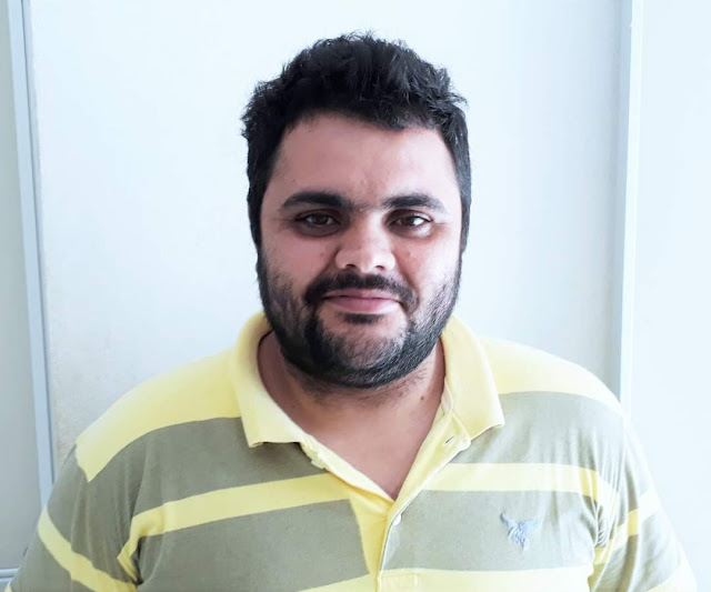 Caraubense de 31 anos  morre por complicações da Covid-19 em Apodi