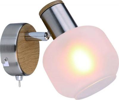 Zidna lampa Globo LOGGI 54302-1