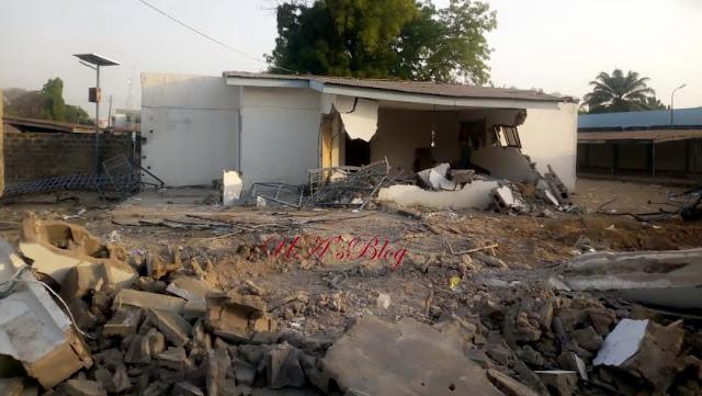 Why We Demolished Saraki's Building - Kwara Govt