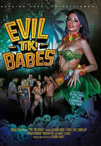 Download [18+] Evil Tiki Babes (2020) English 480p 628mb || 720p 880mb