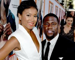 kevin hart wife - 810×648