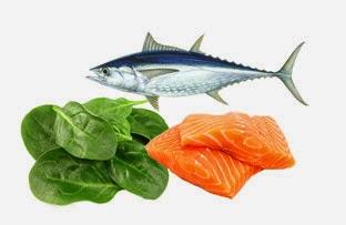 10 makanan yang mengandung omega-3