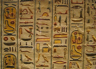 What did Scribes do in Ancient Egypt