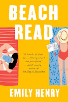Beach Read, by Emily Henry book cover and review