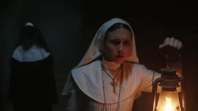 Dunia Sinema The Nun Suster Irene