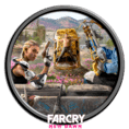تحميل لعبة Far Cry New Dawn لجهاز ps4