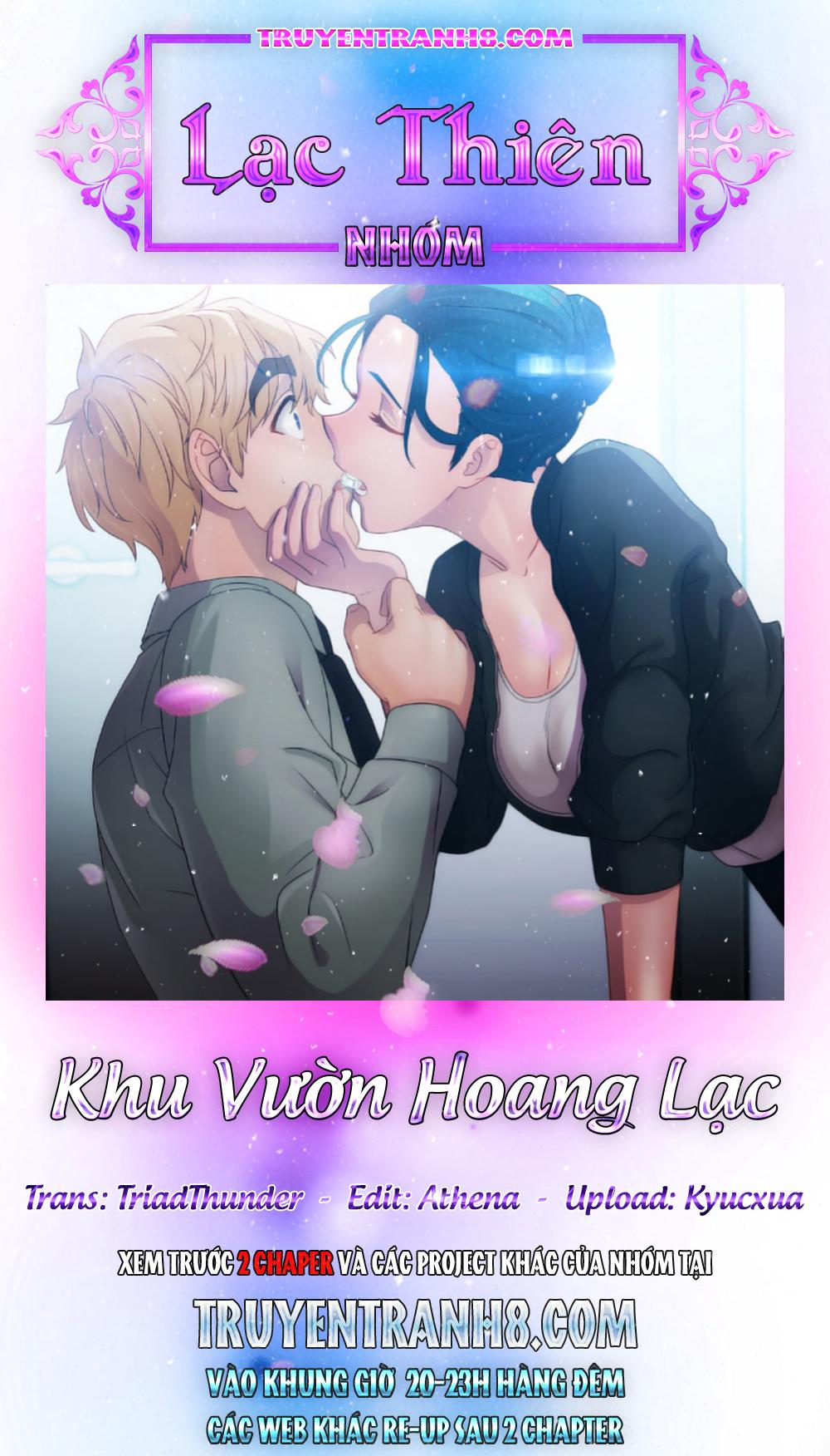 Khu Vườn Hoang Lạc Chap 39 page 1 - Truyentranhaz.net