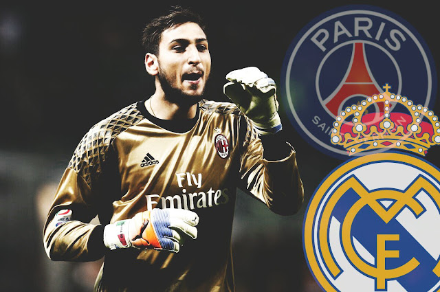 Donnarumma al Real Madrid?