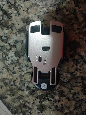 HXSJ T37 mouse review