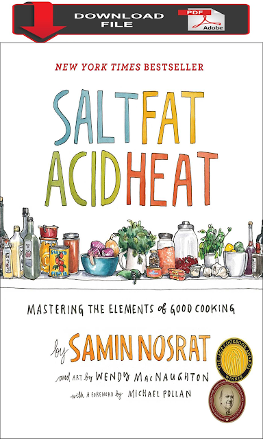 PDF Download Salt, Fat, Acid, Heat: Mastering the Elements of Good Cooking - DIRECT LINK