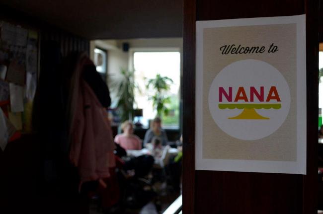 Comfort Food at NANA
