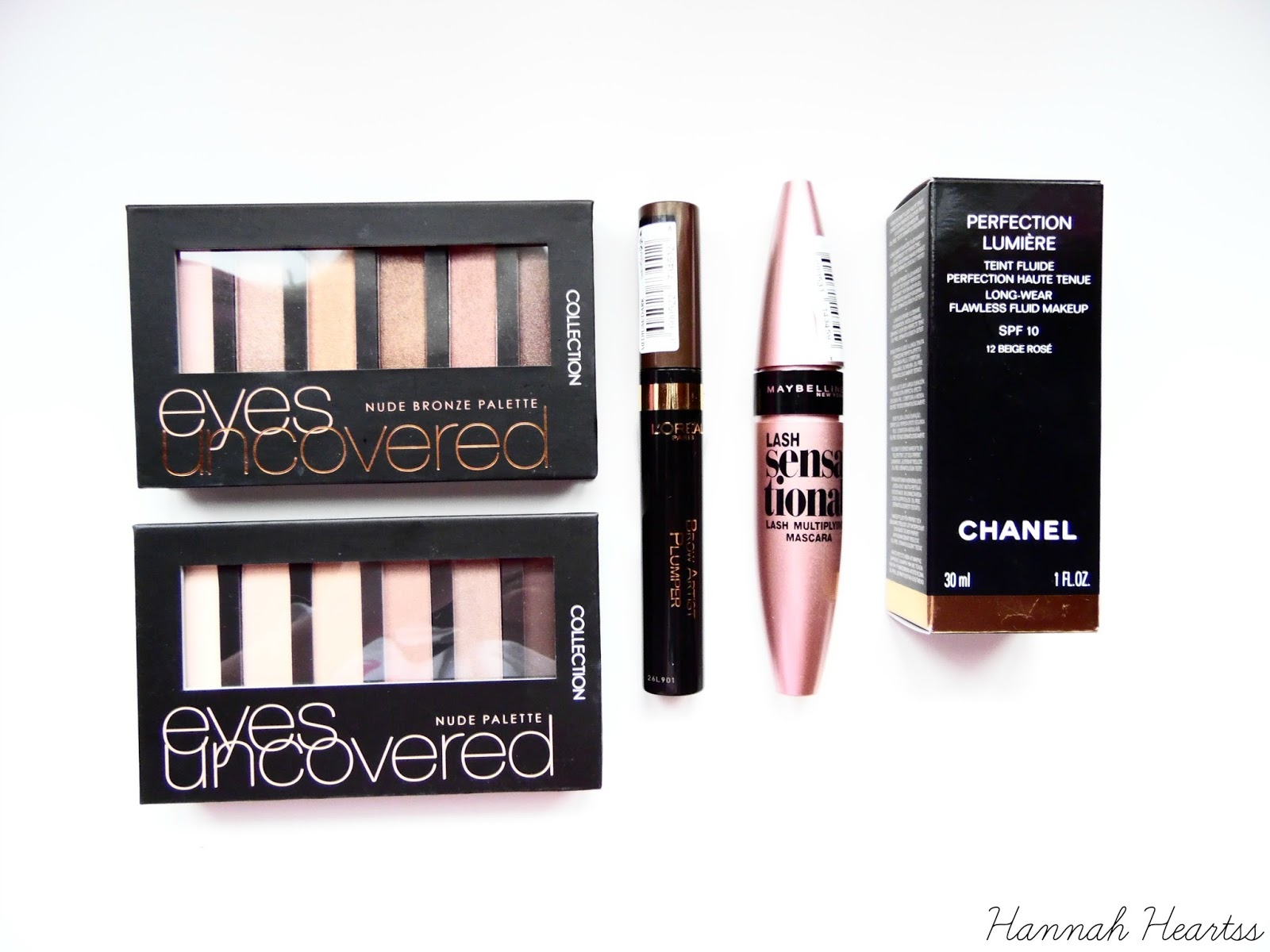 Big Beauty Haul Feb 2015