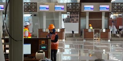 Daftar Maskapai yang Berubah Terminal di Bandara Soekarno Hatta
