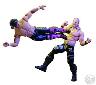 Toy Fair 2020 Jazwares AEW Wrestling Action Figures