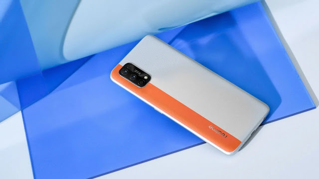Realme 7 Pro (Mirror Blue, 128 GB) (RAM 6 GB)