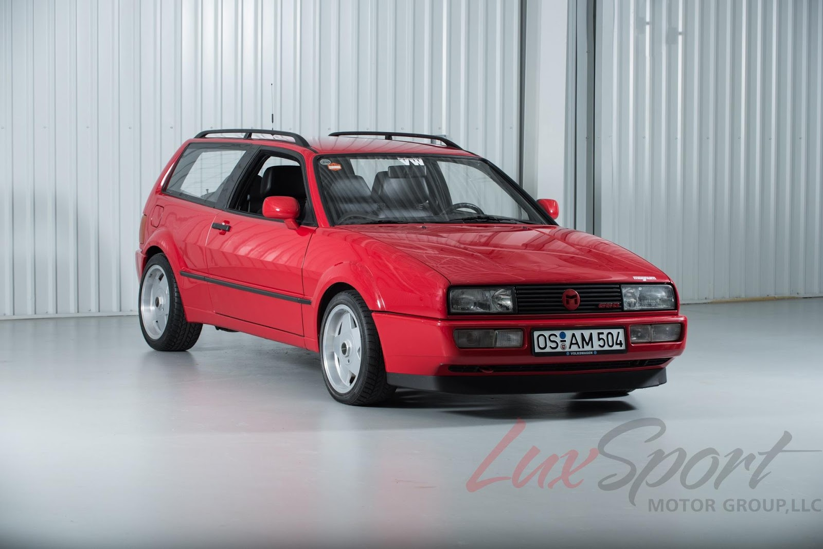 Audi Used For Sale >> Two Unique VW Corrado Magnum Sport Kombi Prototypes For Sale In The USA | Carscoops