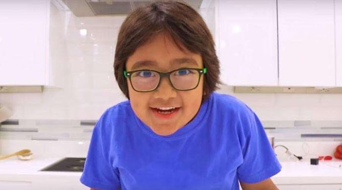 Eight-year-old is highest paid YouTuber, earns $26 million in year