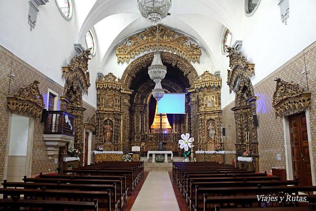 Iglesia de la Vera Cruz, Aveiro