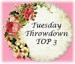 6 x Tuesday Throwdown Top 3
