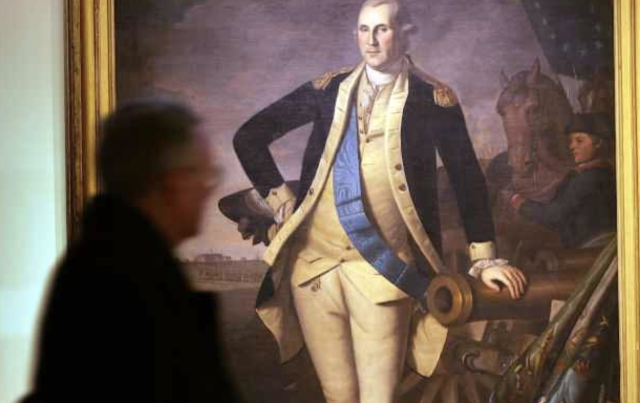 George Washington High School to Erase 'Offensive' George Washington Mural