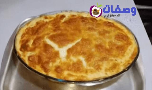 طريقة عمل المكرونة بالبشاميل فاطمه ابو حاتي