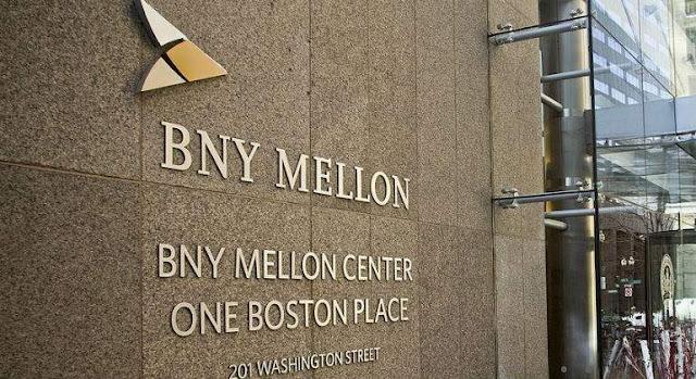 BNY Mellon gana un 29% más en el primer trimestre hasta los 917 millones