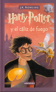 Cuarto libro de Harry Potter