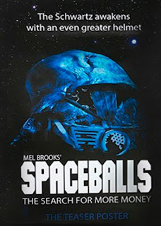 Póster secuela Spaceballs 2 - The Search for More Money