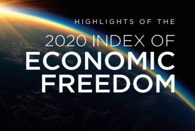 Armenia progresa en el Índice de Libertad Económica 2020