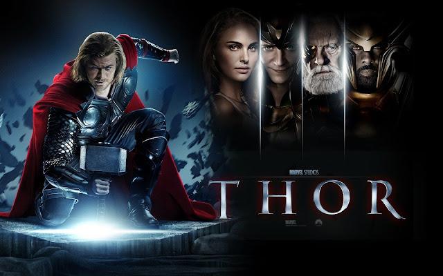 Thần Sấm - Thor 1 (2011) 1